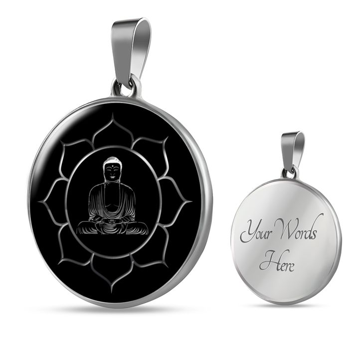 Gautama Buddha in Lotus Setting, Meditation Gifts, Gifts for Inspiration,
