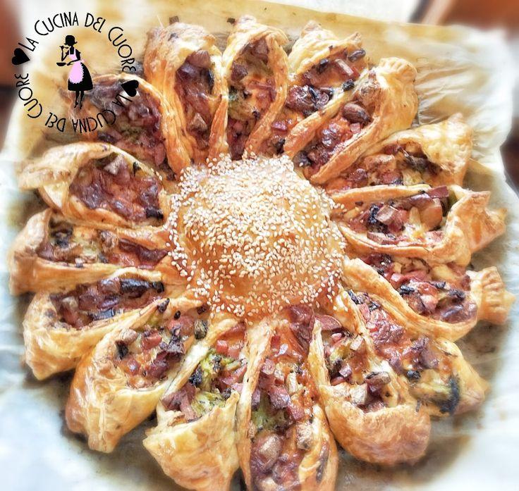 Il girasole salato è un piatto sfizioso che può essere servito come contorno o…