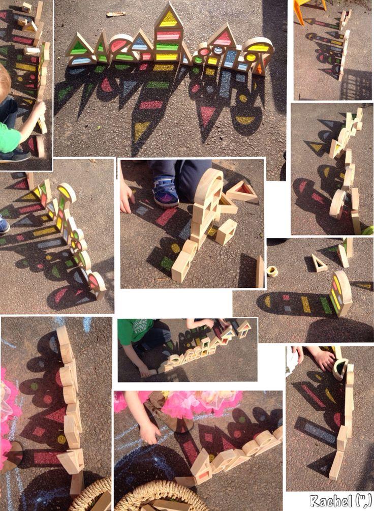 "Rainbow Blocks - from Rachel ("",)"