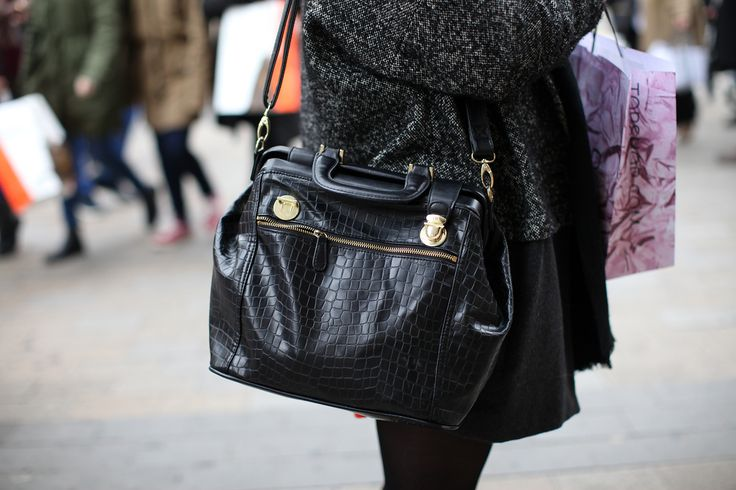 Handbags - Best In London - Street Style