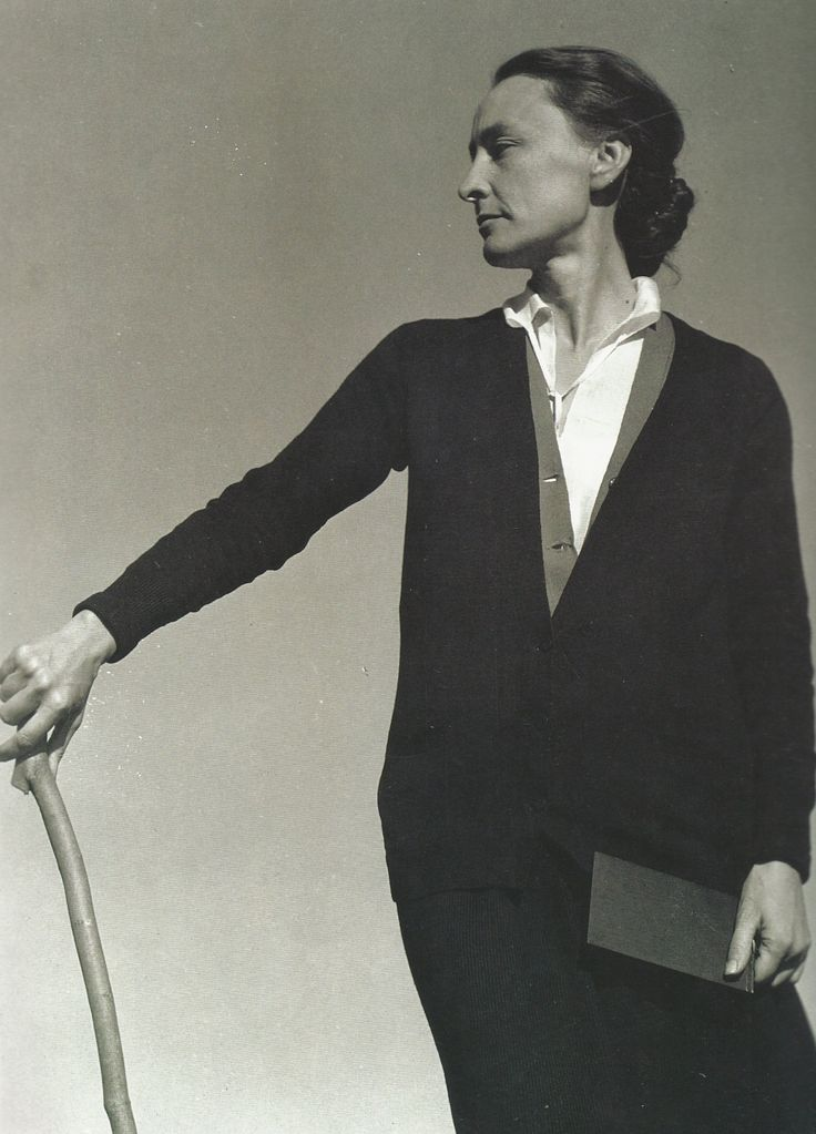 Georgia O'Keefe by Alfred Stieglitz, 1927