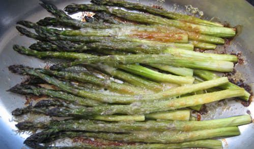 Spring Asparagus And Asiago Gratin Recipes — Dishmaps