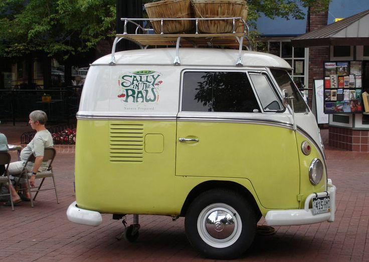 kombi coffee van - Buscar con Google