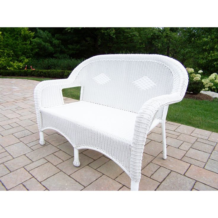 1000 ideas about Resin Wicker Patio Furniture on