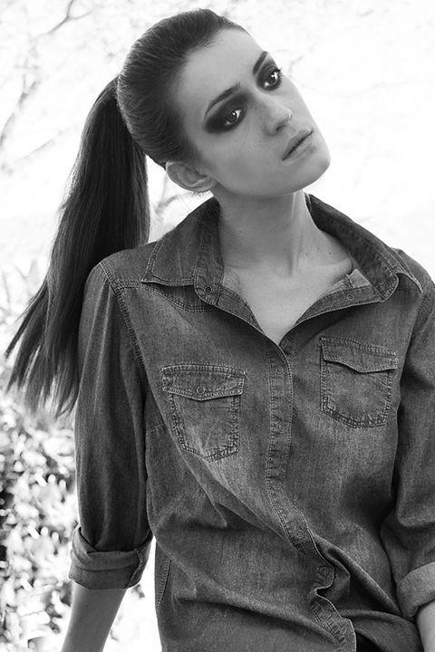 Make up artist: Penelope Andr Model: Anya Rykiel @ Fashiocult Copyright: 2015