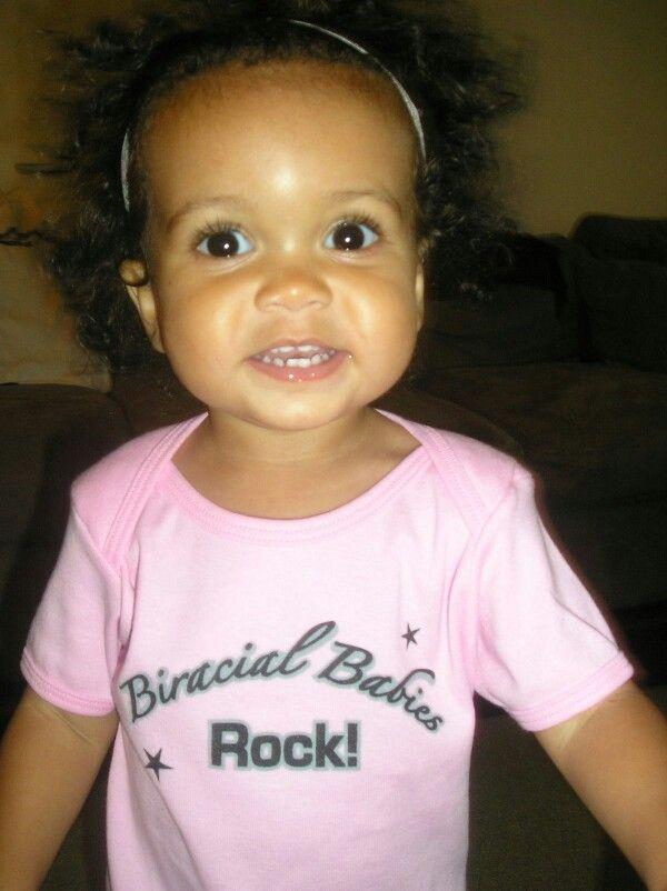 Interracial baby desire