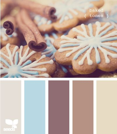 I LOVE this website. You could use the palettes for idea for any room - or even for wedding colors! Some awesome, awesome ideas.