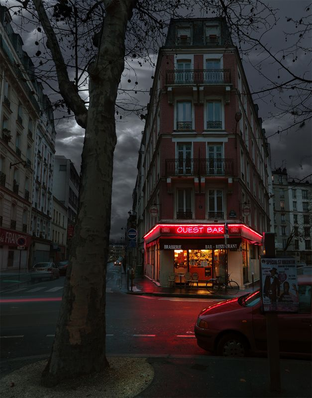 Red Lights - BLAISE ARNOLD