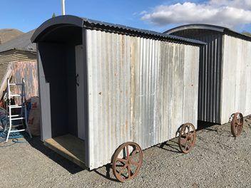 Shepherds Hut Wagon
