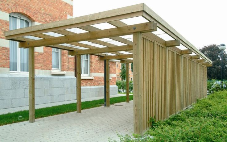 1000 id es propos de carport adoss sur pinterest porte velo garage pergola sur mesure et. Black Bedroom Furniture Sets. Home Design Ideas