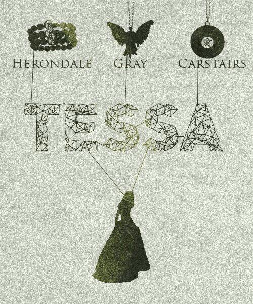 Tessa Gray #Herondale #Carstairs