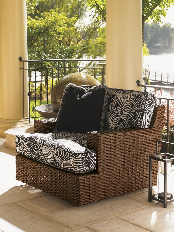 Ocean Club Pacifica Swivel Lounge Chair From Tommy Bahama Outdoor Living