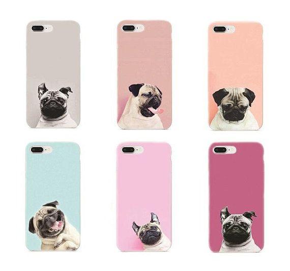 Pugs. Cute iPhone cases.  #pugs #pugsofinstagram #iphonecase