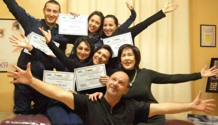 Massage School si occupa della formazione nel campo del benessere.
