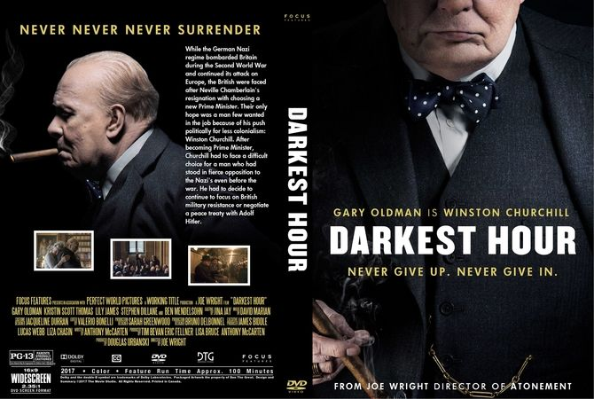 Download Film Darkest Hour 2017