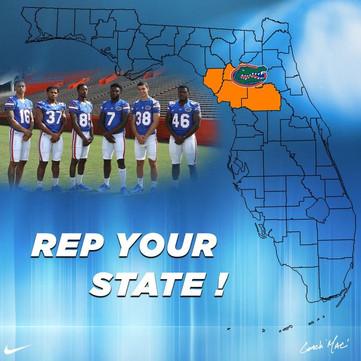 """Gators Recruiting on Twitter: """"North Central Florida to The Swamp! …"""