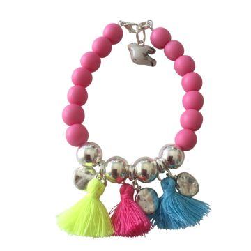 Tropicana Tassel Bracelet