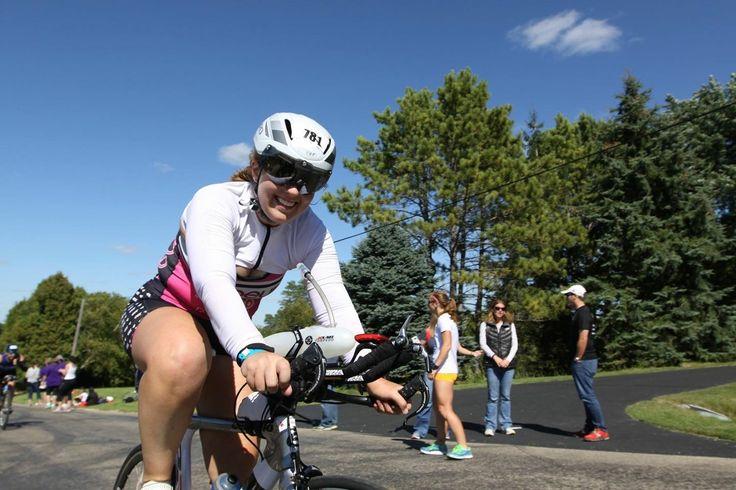 Ironman Wisconsin Race Report: Swim & Bike