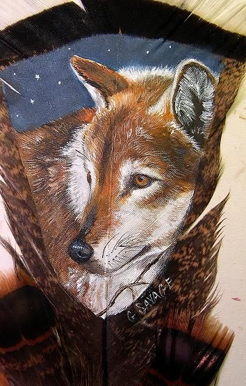 Timber Wolf by Gail Savage