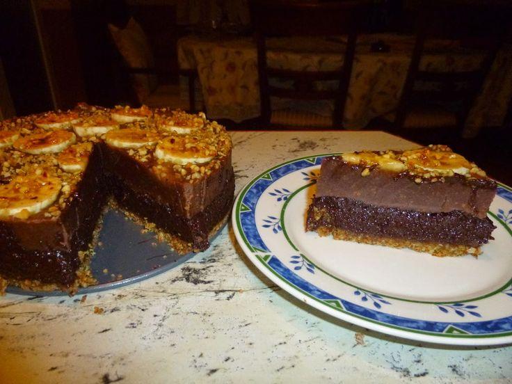 Nyers vagyok :): Az isteni nyers csokitorta, ami nem hizlal! :)