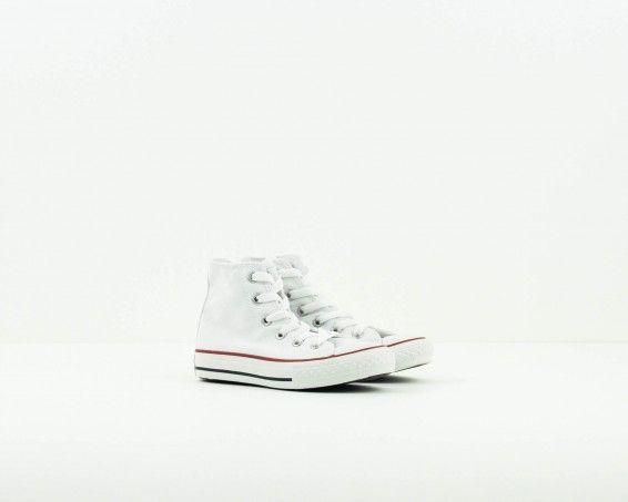 Zapatilla botín Converse blanca