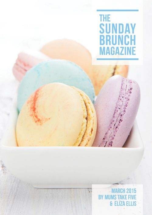 THE SUNDAY BRUNCH MAGAZINE: MARCH 2015 EDITION featuring some of the best recipes from all your favorite bloggers on the web! #sundaybrunchmagazine #easyrecipes #easterbaking #cookierecipes #quickdinnerrecipes #bestrecipes