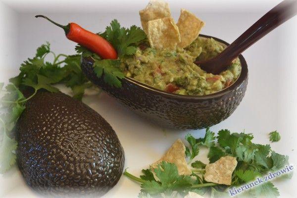 kierunek zdrowie: Guacamole