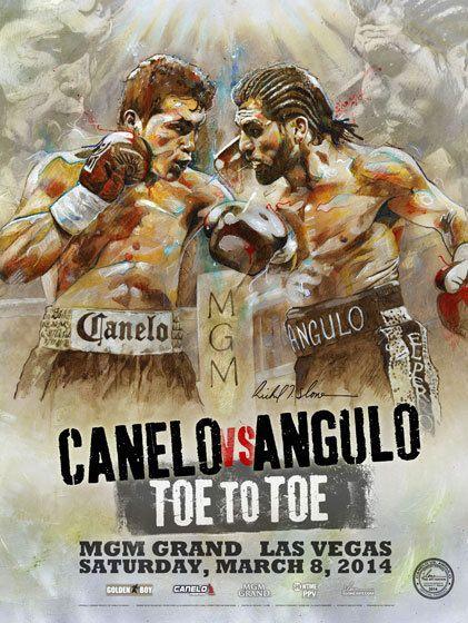 Fight Museum Store - CANELO ALVAREZ vs ALFREDO ANGULO OFFICIAL ON SITE FIGHT POSTER RICHARD T. SLONE, $22.95 (http://www.fightmuseumlv.com/canelo-alvarez-vs-alfredo-angulo-official-on-site-fight-poster-richard-t-slone/)