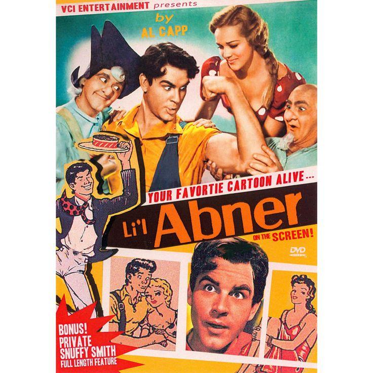 Li'l abner (Dvd), Movies