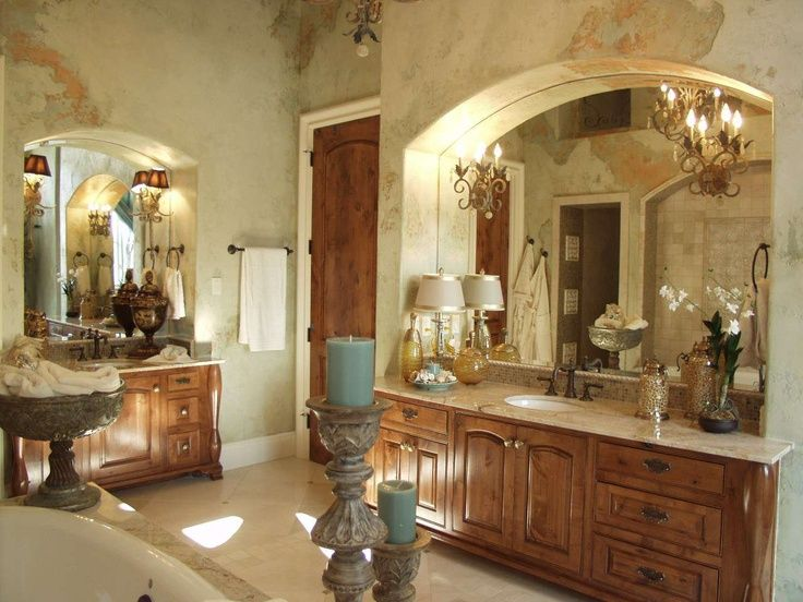 Tuscan Bathroom Colors: 284 Best Master Bath Images On Pinterest