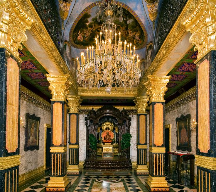 """Palace of Gold, Moundsville, WV 