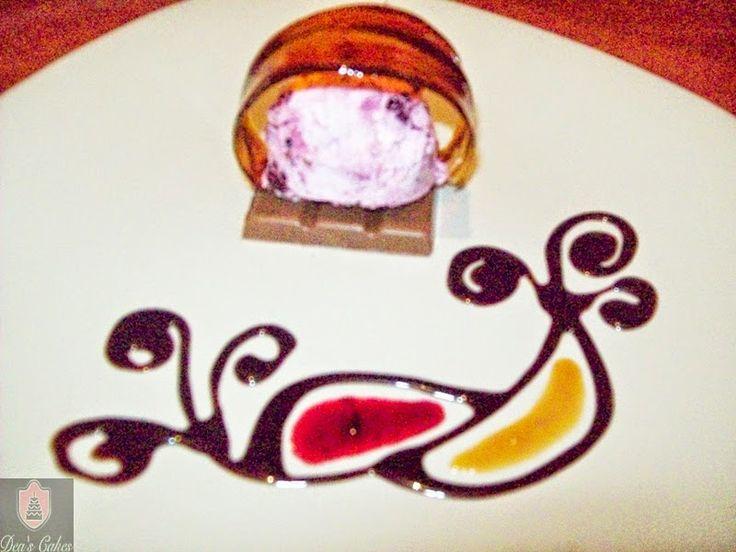 Dea's Cakes: Mousse de mure