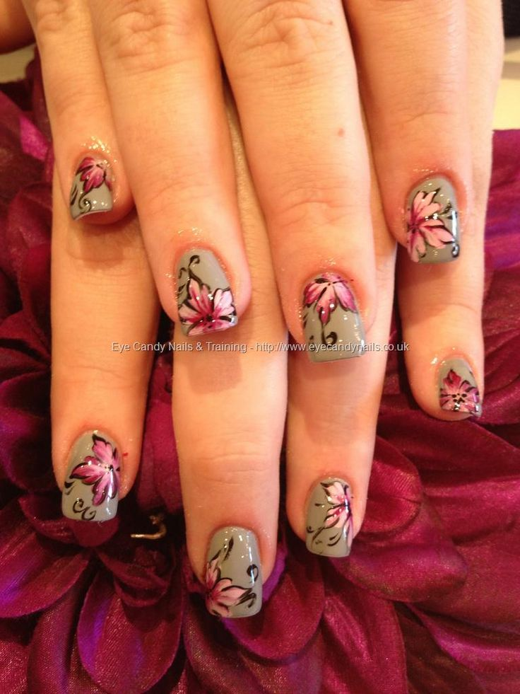 110 best One stroke inspiration images on Pinterest | Nail scissors ...