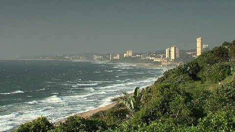 Amanzimtoti - KZN, South Africa (family holidays here and Alex and I have been on a few romantic holidays here)