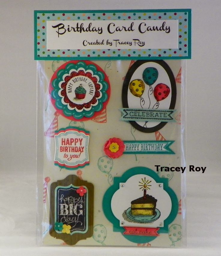 50th Birthday Printable Candy Grams