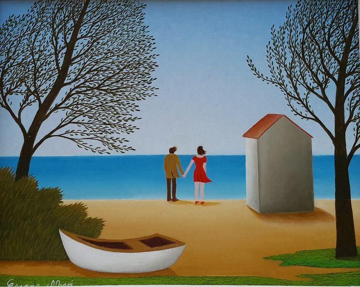 La fine dell'estate by Cesare Novi