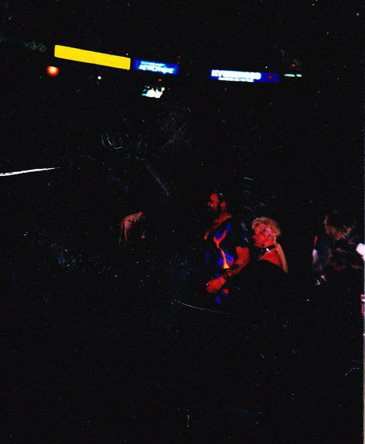 Bam Bam Bigelow and Luna Vachon at the Spectrum; WWF; Friday, July 16th, 1993.  They're both dead, the Spectrum is gone, and the WWF is now the WWE.  How times change.