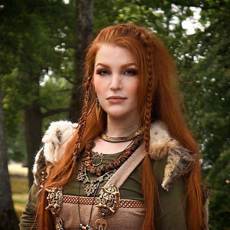 Wondrous 1000 Ideas About Viking Hairstyles On Pinterest Viking Hair Short Hairstyles Gunalazisus