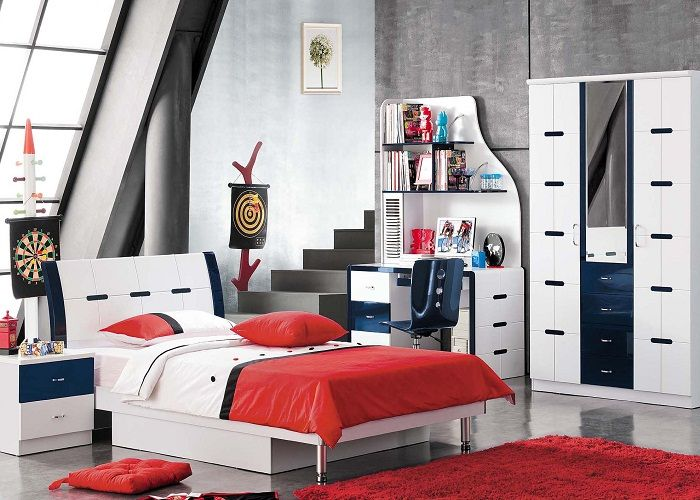 Dream Bedroom For Teenage Boys The