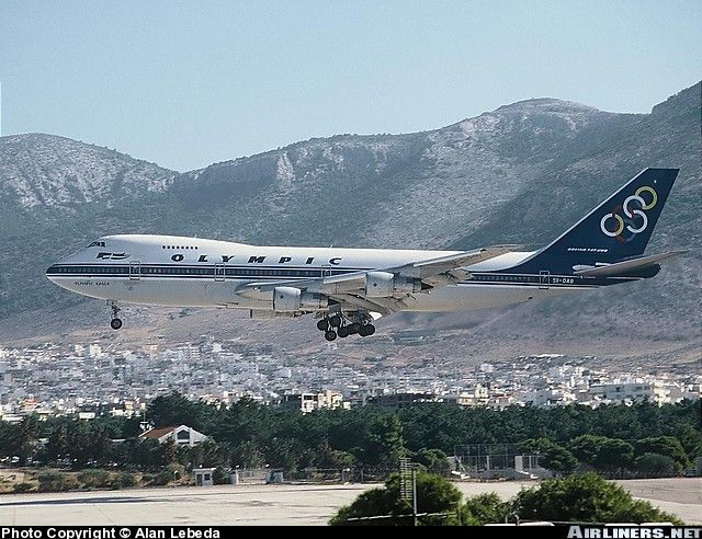 Boeing 747-284B aircraft picture