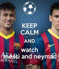 www.u7buy.com Messi and Neymar