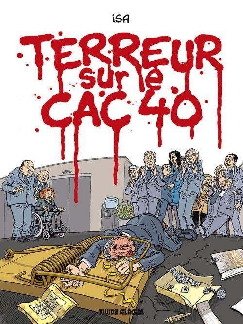 Laurence Parisot vous manque ? Lisez cet album d'Isa #FluideGlacial  BD : Le blues des patrons