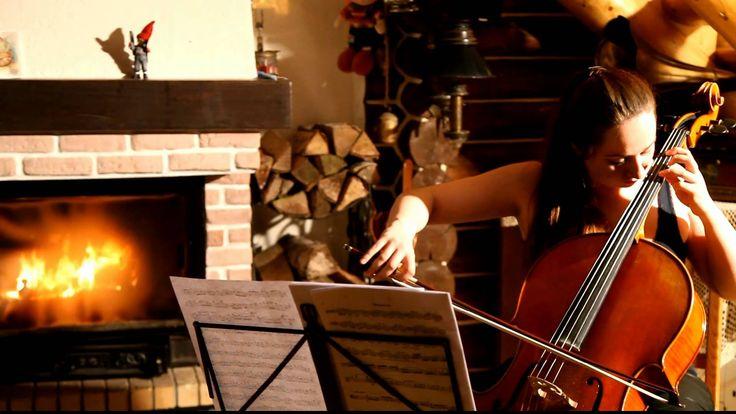 Johann Sebastian Bach Suite 2 by Anastasia Cherkashina (Master Cello Lau...