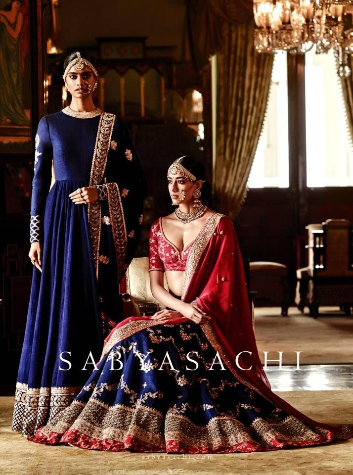 Sabyasachi Heritage Bridal & Menswear Campaign 2015. Editorial. Elle INDIA. November 2015 Bespoke Bridal Jewellery By Kishandas & Co. for Sabyasachi