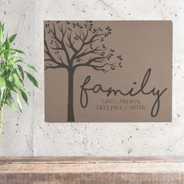 Our Family Personalized Wall Art Personalized Wall Art Personalized Family Wall Art Family Wall Art