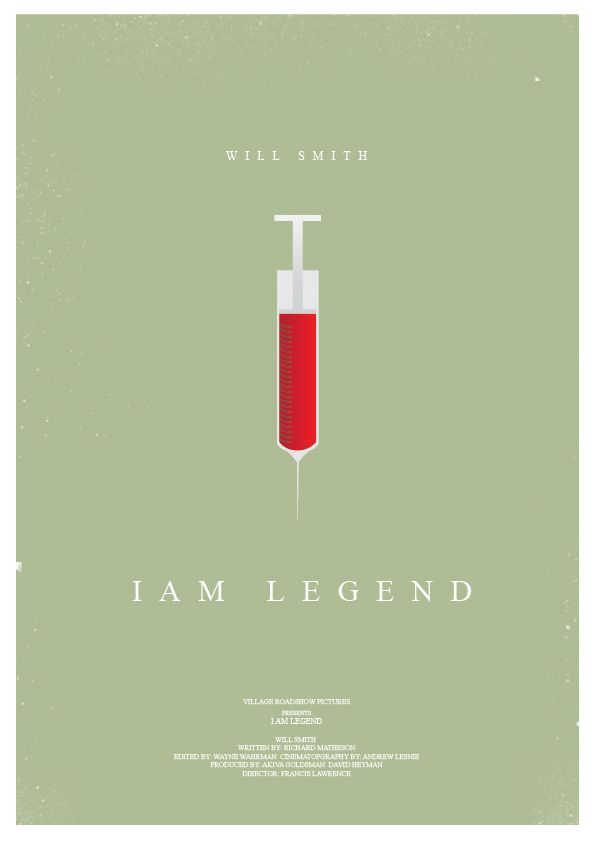 I Am Legend [Francis Lawrence, 2007] «Will Smith Selected Filmography Author: Nick Sexton»