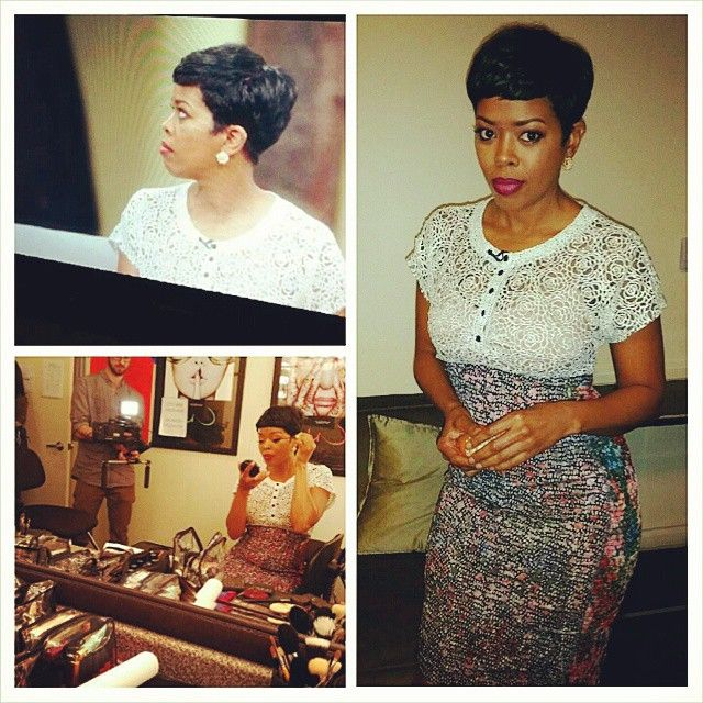 Malinda Williams @malinsworld Another day on th...Instagram photo | Websta (Webstagram)