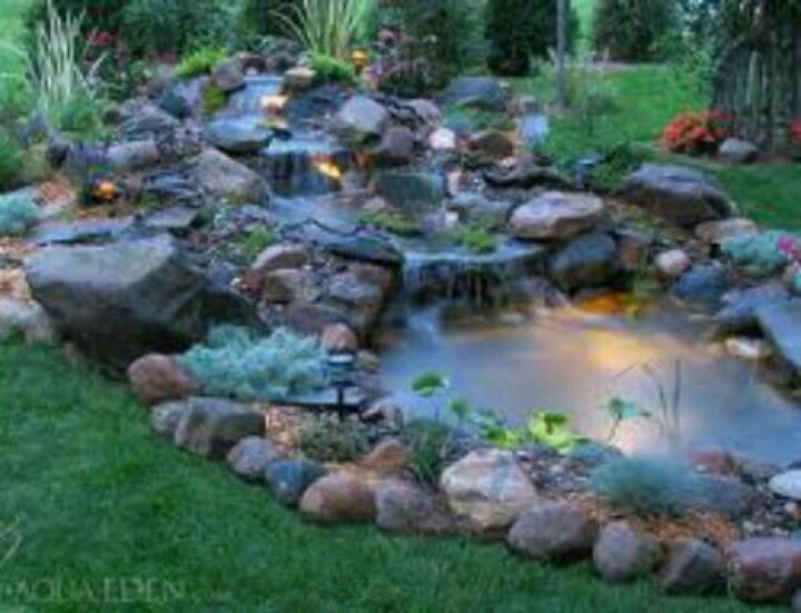 Stylish Backyard Koi Pond Ideas 53 Cool Backyard Pond Design Ideas Digsdigs  Back Yard