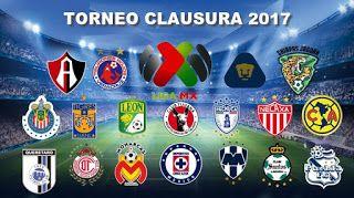 Blog de palma2mex : Liga MX – Torneo Clausura 2017 – Juegos Resultados...