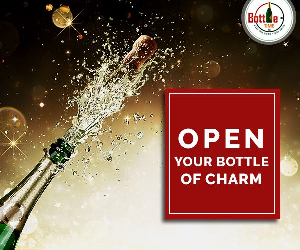 Celebrate your special moments! Unleash the bottle of ecstasy; taste bliss! www.bottletime.ca #champagnedelivery #champagne